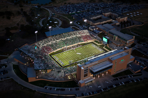 University of North Texas' Apogee Stadium