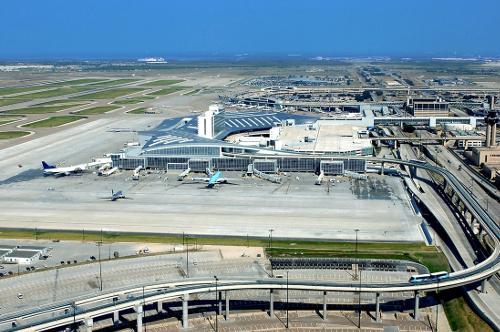 DFW Airport Terminal D