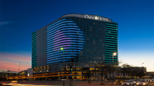 Omni Dallas at Sunset